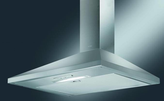Кухонная настенная вытяжка Smeg KD9XE