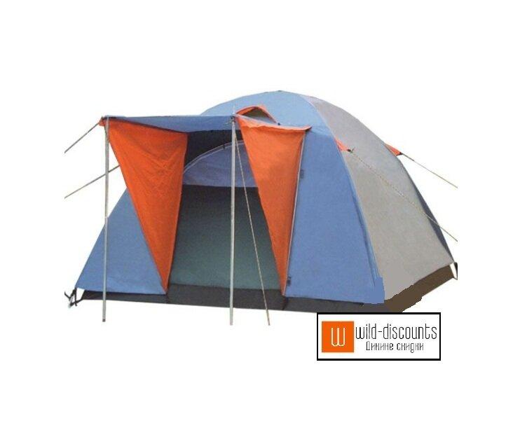 Туристическая палатка 3 местная Lanyu 1652