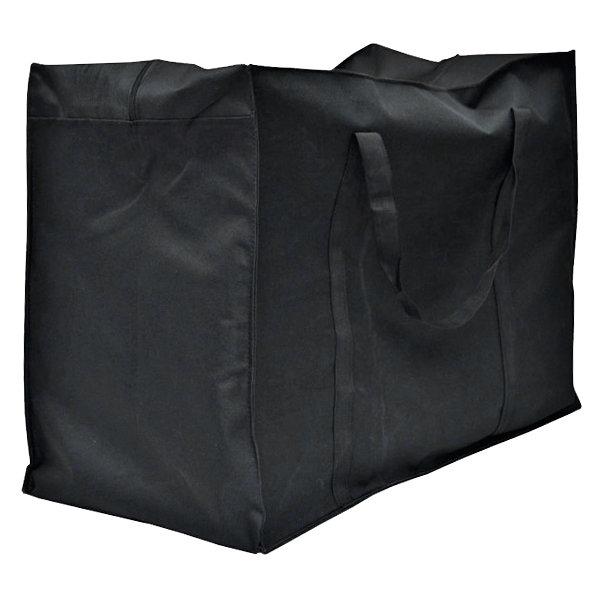 Сумка тканевая черная (большая) - 64*35*52 см