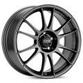Колесные литые диски Oz Racing ULTRALEGGERA GRAPHITE 8x17 5x114.3 ET40 D75 Серый тёмный матовый (W0171020522) - фото 1