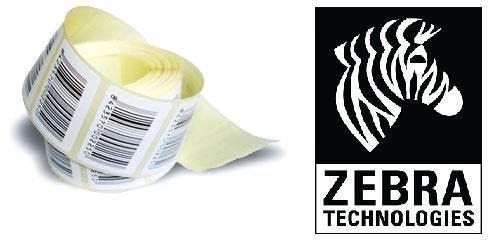этикетки zebra zebra / SAM5021 / этикетки 8000t ultra-tuff 240 tag