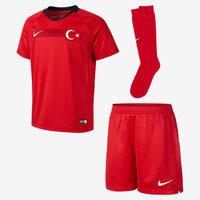 Футбольный комплект для дошкольников 2018 Turkey Stadium Home c8e558dc7ca
