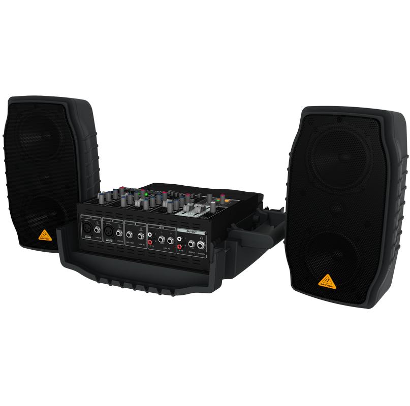 Звуковые комплекты Behringer PPA200
