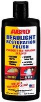 ABRO Полироль-восстановитель фар Headlight Restoration Polish 0,24 кг