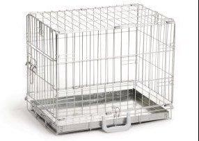 Клетка I.P.T.S. Beeztees оцинкованная для собак (Д 49 x Ш 36 x В 40 см, )