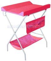 Пеленальный столик Фея 4249 Розовый
