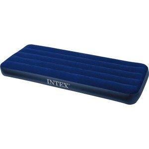 Надувной матрас Intex комфорт синий 76х191х22см (68950)
