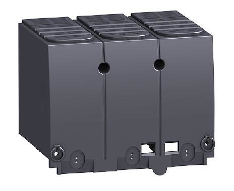 Клеммные соединения 429517 Длинная клеммная заглушка для 3p (NSX100/250) 1шт. Schneider Electric