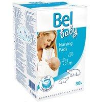 Bel Baby Nursing Pads (4911917 / 4911918) вкладыши в бюстгальтер для кормящей мамы, 30 шт.