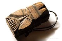 Кайчи - Резной футляр для алтайского варгана