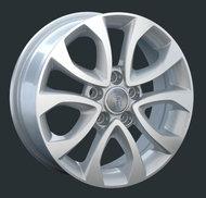 Диски Replay Replica Opel OPL74 7x17 5x115 ET44 ЦО70.1 цвет SF - фото 1