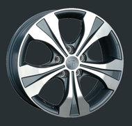 Диски Replay Replica Honda H40 7x19 5x114,3 ET50 ЦО64.1 цвет GMF - фото 1