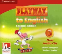 "Herbert Puchta, Gunter Gerngross ""Playway to English 3 Class Audio CDs / Аудиодиски"""