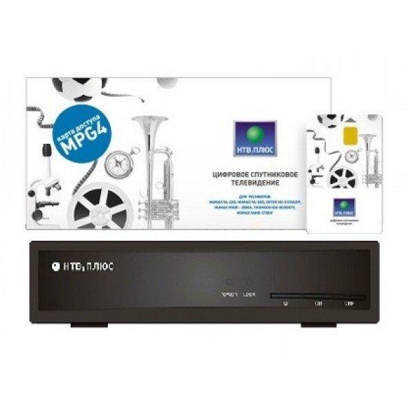 НТВ, Плюс NTV PLUS 710 HD VA Спутниковый ресивер (С картой доступа НТВ,Плюс 199руб.)