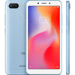 Xiaomi Redmi 6 3 / 32GB (голубой)