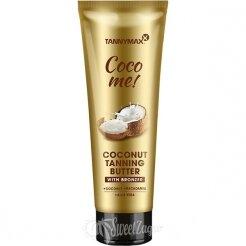 Масло для загара в солярии и на солнце TANNYMAX Coco Me! With Bronzer 150 мл.