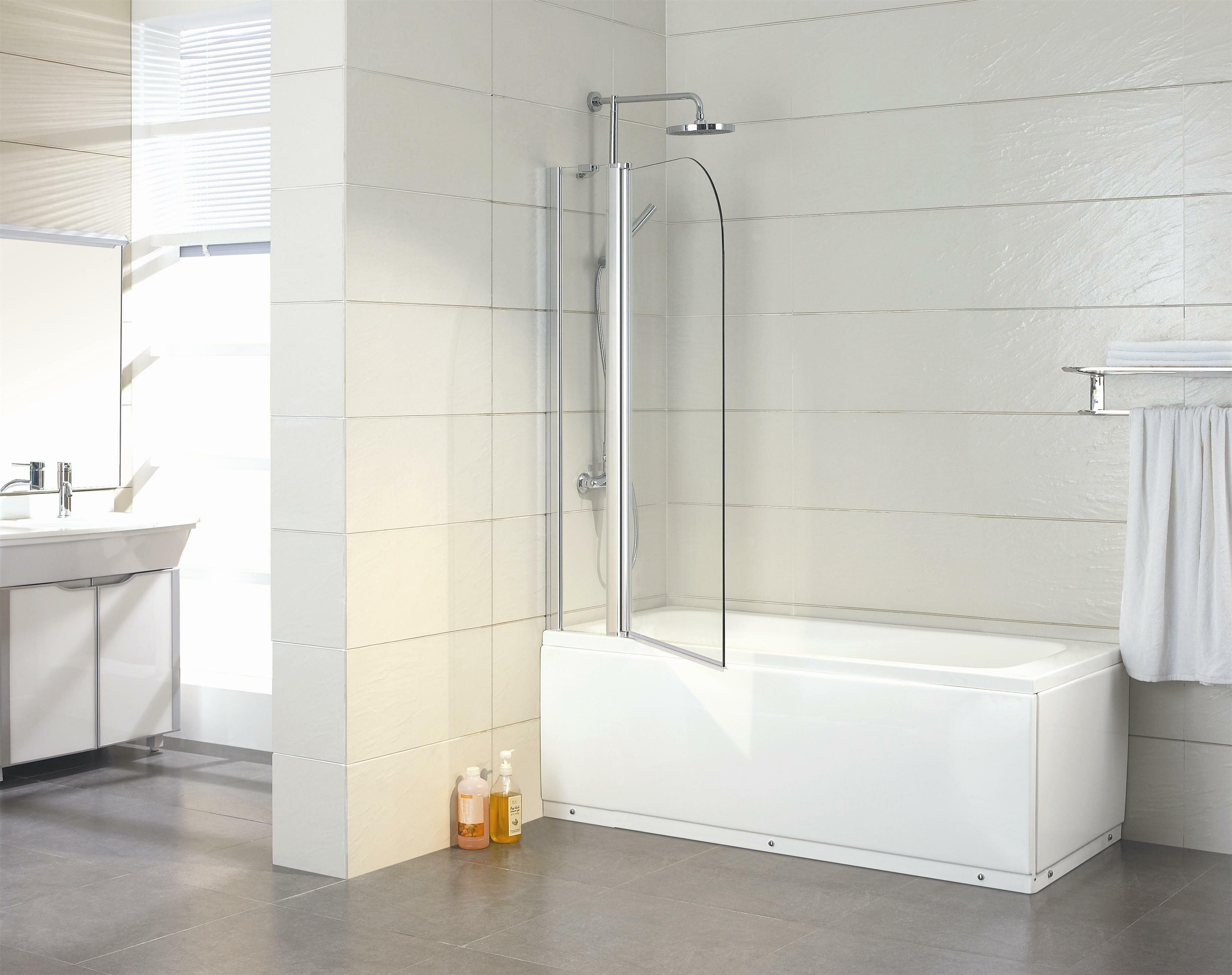 Стеклянная шторка для ванны Bravat Alfa BG110.5111A