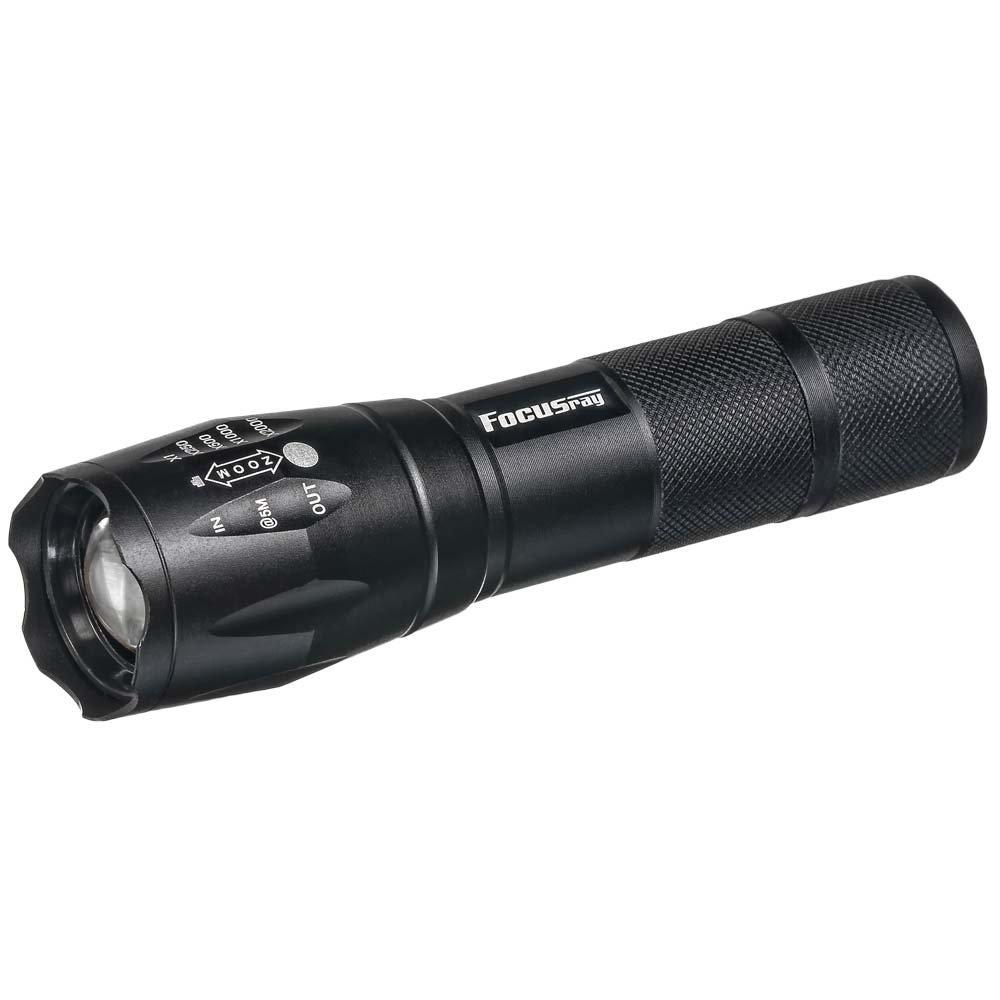 Ручной фонарь с фокусировкой Focusray 953