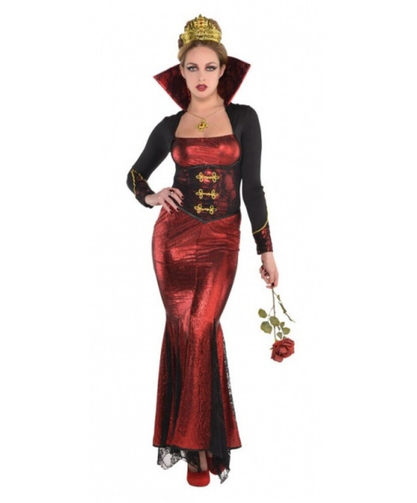 Карнавальный костюм: Костюм королевы вампиров