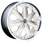 Диск RACING WHEELS H-378 8.5x20/5x108 D63.4 ET45 W - фото 1
