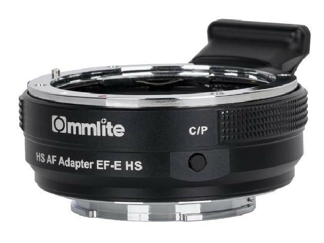 Адаптер Commlite CM-EF-E HS (Canon EF/EF-S - Sony E-Mount)