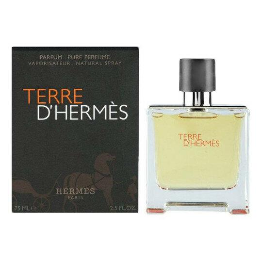 Духи Hermes мужские Terre D`Hermes Parfum 75 мл