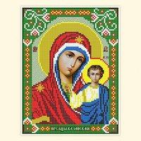 Набор для вышивания Русская сказка Казанская икона Пресвятой Богородицы
