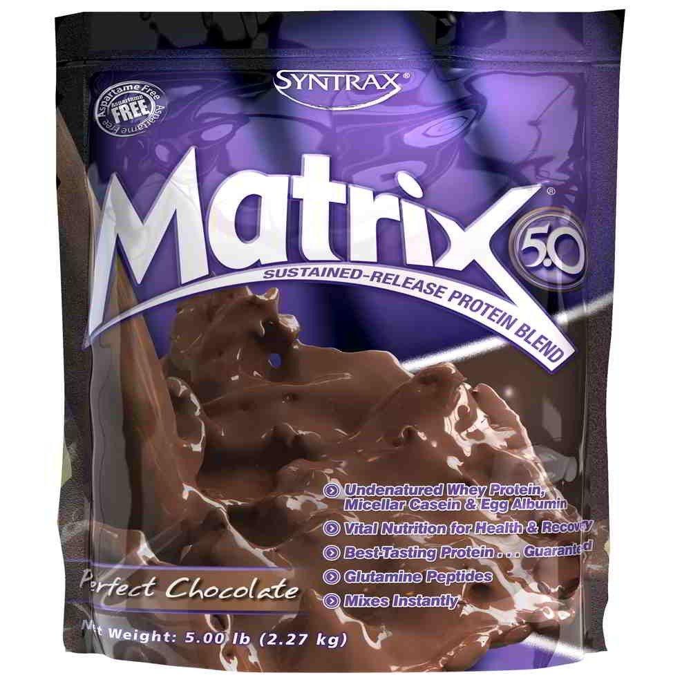 Syntrax Matrix 5.0 - 2270 гр. 5lb (Syntrax) Шоколад