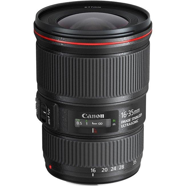 Объектив CANON EF 16-35mm 4L IS USM