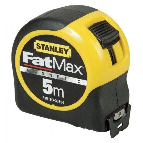 Рулетка измерительная FatMax Blade Armor магнитная 5M X 32MM STANLEY FMHT0-33864