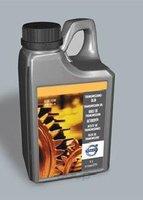 Масло трансмиссионное синтетическое 1л - transmission oil 75w gl-4 m56/58/66/mmt6, wss-m2c200-d2 VOLVO арт. 31280771