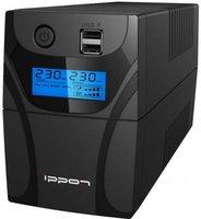 Источник бесперебойного питания ИБП Ippon Back Power Pro II 600 600VA