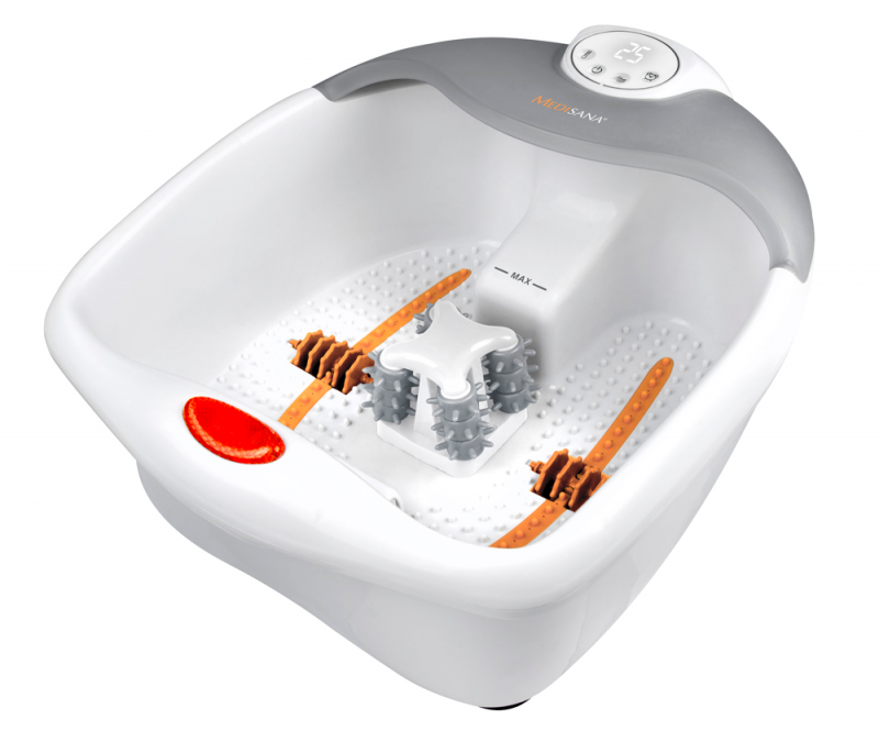 Массажная ванночка для ног MEDISANA FS 885 Comfort