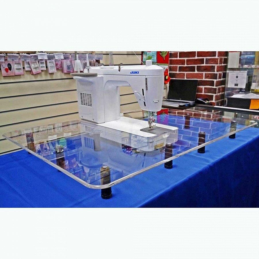 Дополнительный приставной стол Juki TL-2010FM для швейной машины Juki TL-2010Q