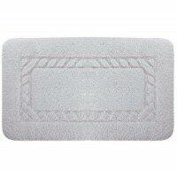 Коврик для ванной с узором Migliore Complementi 60х100 ML.COM-50.100.BI.20