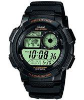 Японские наручные часы Casio Collection AE-1000W-1A с хронографом