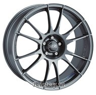 Диск OZ Racing Ultraleggera 8x18/5x120 D79 ET34 Matt Graphite Silver - фото 1
