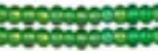 """Бисер """"Zlatka"""", цвет: №0167 зеленый, арт. GR 11/0"""