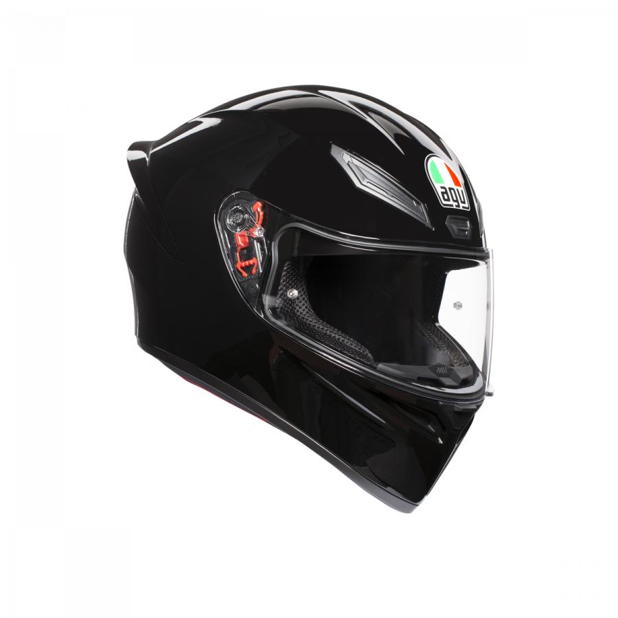 Шлем AGV K1 Solid Black (XXL)