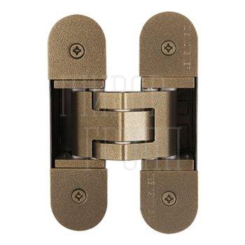 Дверные петли Simonswerk Петля скрытая универсальная Tectus TE 303 3D F1 (60 KG) бронза