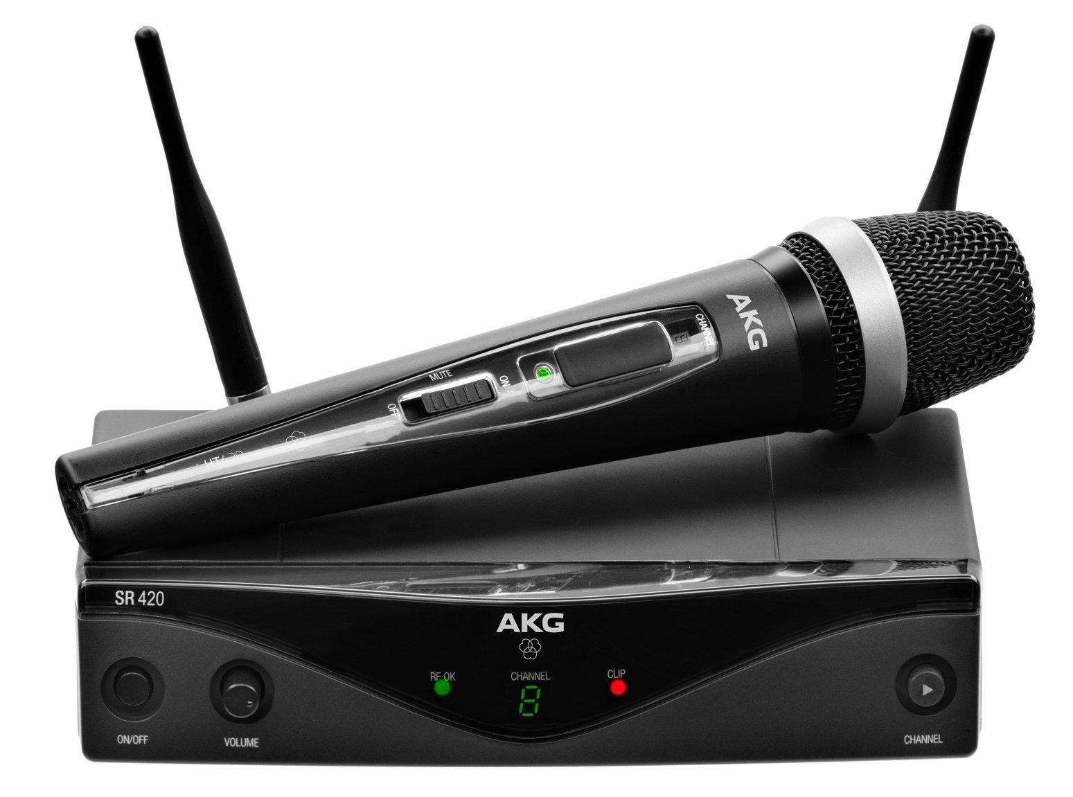 Радиосистема akg wms420 vocal set band a