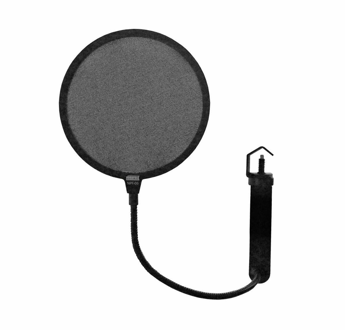 Аксессуар для микрофона NPF06, черный