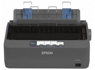 Принтер матричный Epson LX- 350 C11CC24031 А4