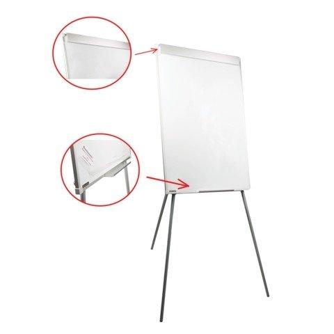Флипчарт магнитно-маркерный BRAUBERG стандарт, 70х100 см