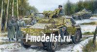Сборная модель танк Bronco Models 1:35