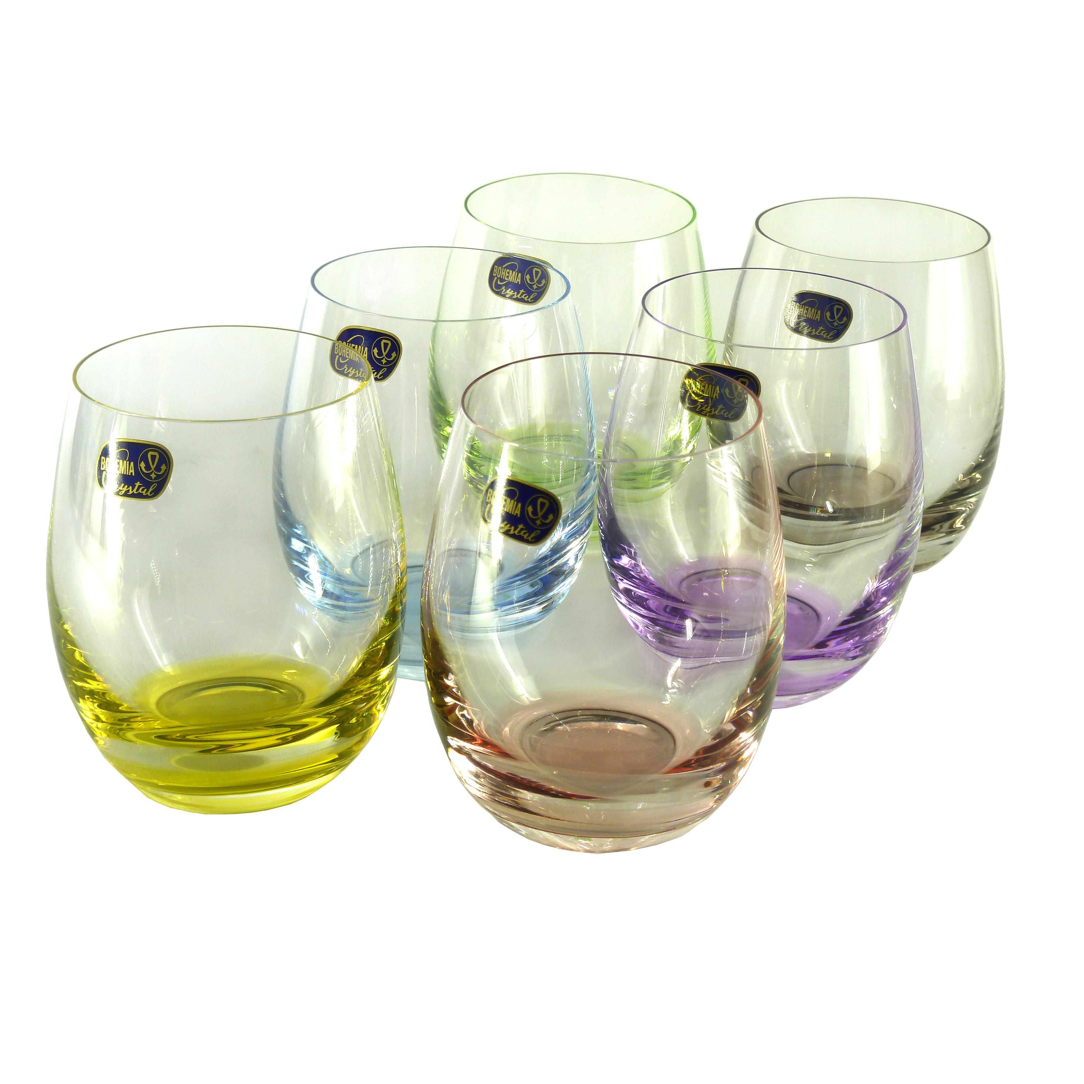 Набор стаканов для виски Клаб, 260 мл., 6 шт.