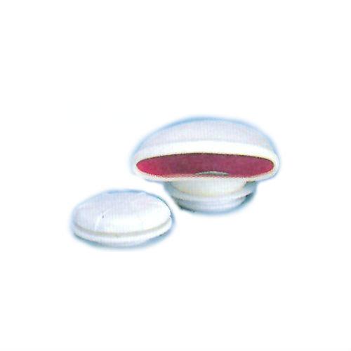 Maritim Дефлектор из белой пластмассы 13594 102 x 132 мм