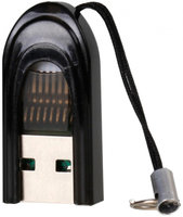 Кардридер Smartbuy MicroSD SBR-710 (черный)