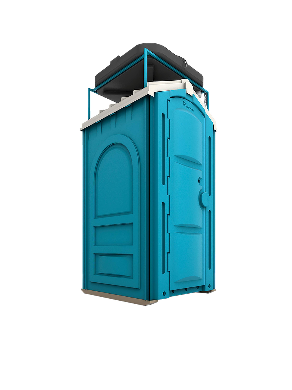Душевая кабина для дачи, летний душ, садовый душ ЭкоГрупп