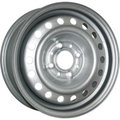 Диск Trebl 53A43C 5,5x14/4x100 ЕТ43 D60,1 Silver - фото 1